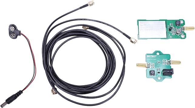 Binchil MF/HF/VHF Antena SDR Antena Activa de Onda Corta ...