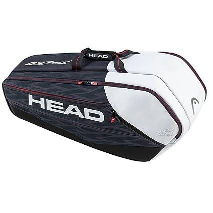Head Tennis Bag >> Head Djokovic 9r Supercombi Racquet Bag