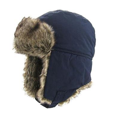 ff574a81c Boy Ushanka Hat Girl Bomber Hat Cap Earflap Trapper Hat Ski Hunting ...