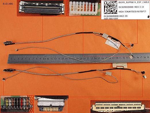 Cable Flex (conex. Pantalla) Lenovo Yoga 510-14 5C10L46013 ...