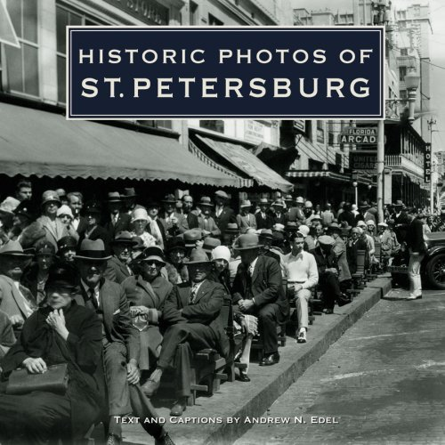 Historic Photos of St. Petersburg by Andrew N Edel - Shopping Petersburg Malls St