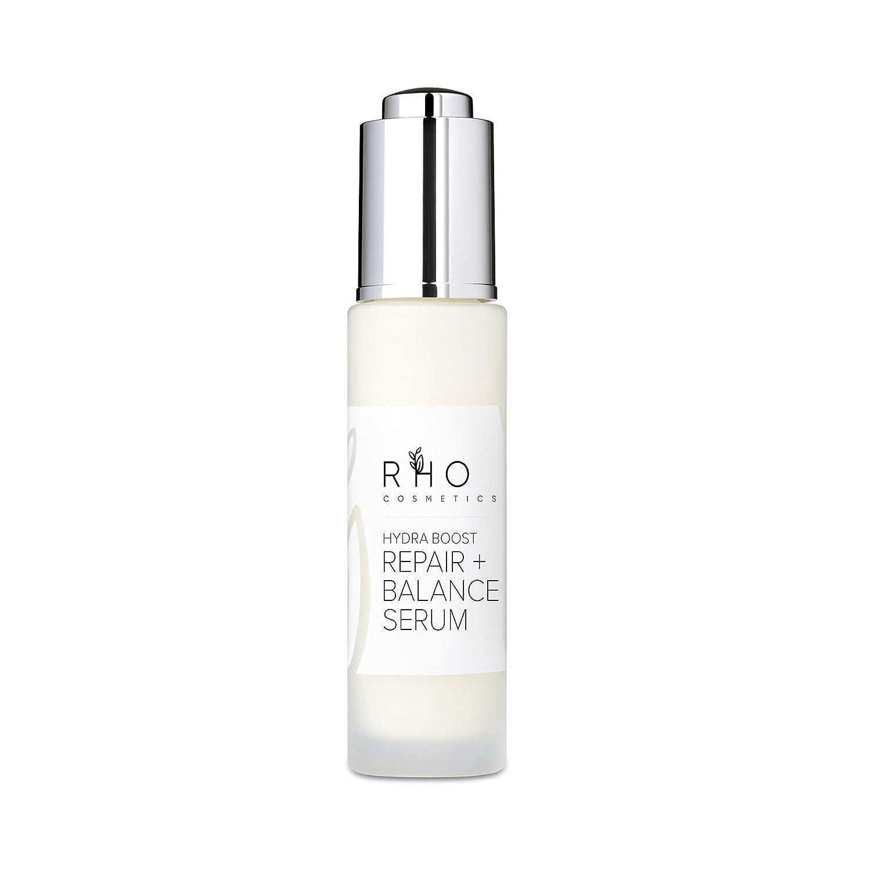 Rho Cosmetics Hydra Boost Repair + Balance Serum - Hydrating Anti-Aging Peptide Serum, 1.0 oz