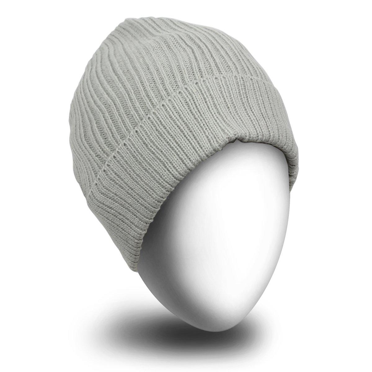 Hombre Cálido De Invierno B071X63BV6 Sombreros Sombrero de Acrílico ...