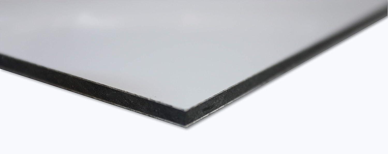 Aluverbundplatte farbauswahl 3,0 mm DILITE Aluminium Kunststoff