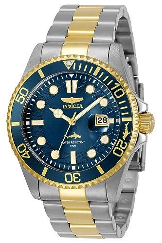 Amazon.com: Invicta Pro Diver - Reloj de cuarzo para hombre ...