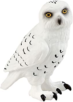 Bullyland Snowy Owl Figurine