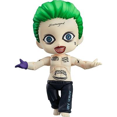 Good Smile Suicide Squad Joker Nendoroid Action Figure: Toys & Games
