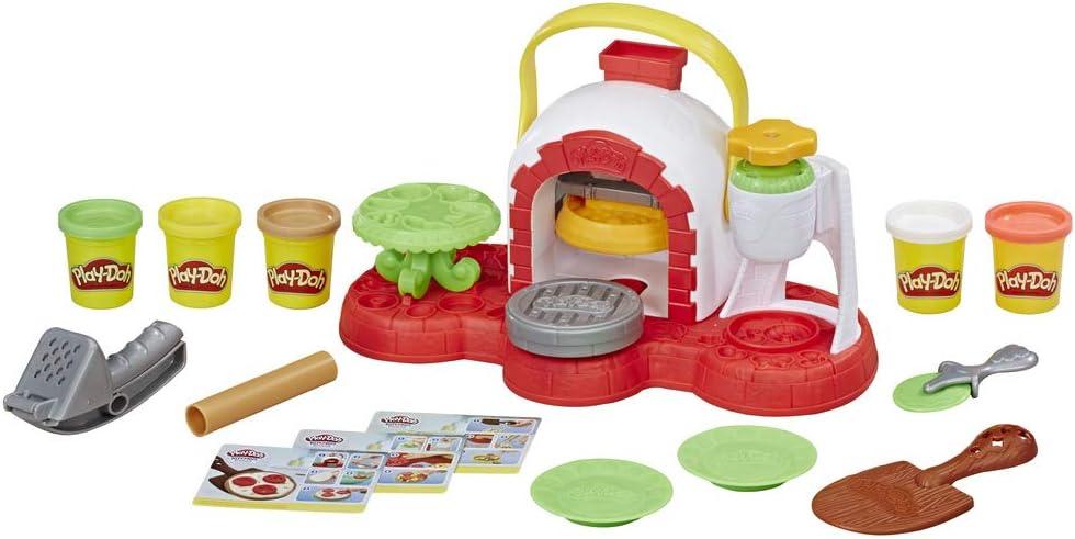 Play-Doh-Juguete De Cocina Para Pizza Hasbro E4576EU4