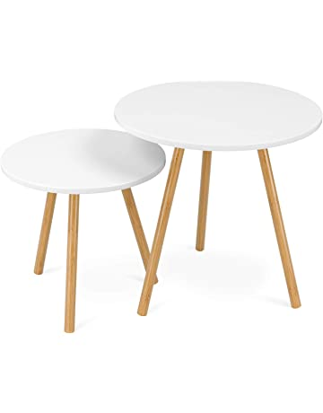 Tables Gigognes Cuisine Maison Amazon Fr