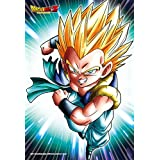 150-piece jigsaw puzzle Dragon Ball Z Super Saiyan Gotenks mini puzzles (10x14.7cm)