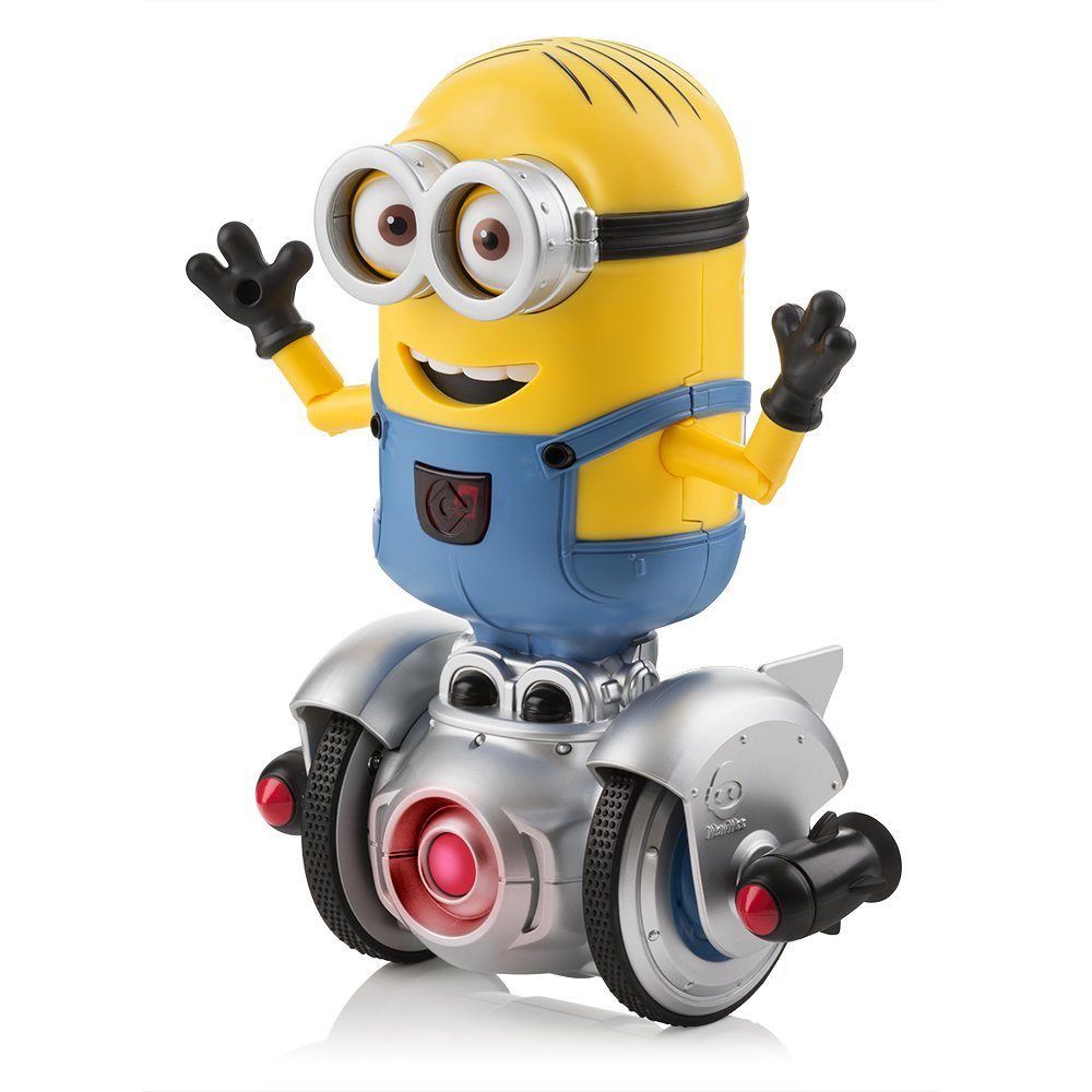 WowWee Minion MiP Turbo Dave - Fun Balancing Robot Toy by WowWee (Image #7)