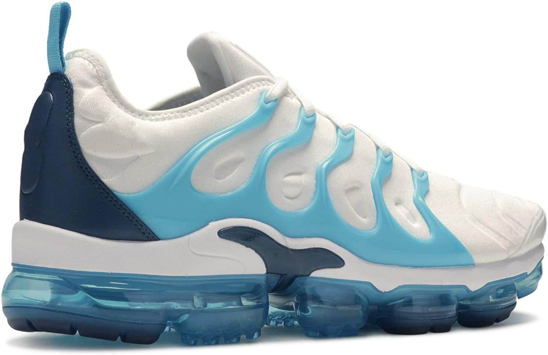 Chaussures de Sport Hommes et Femmes Chaussures de Course de Rue Chaussures de Sport en Plein air Fitness Sport Chaussures de Marche Respirantes légères Bleu Blanc