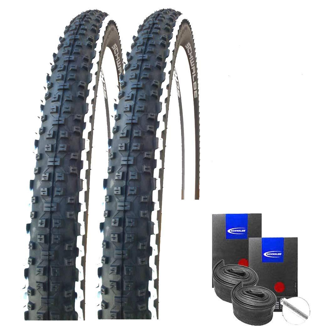 Schwalbe Rapid Rob Tyre 26 x 2.25 Black Wire-On