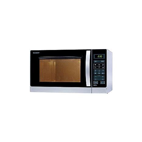 Sharp R-742INW - Microondas grill 25 l: Amazon.es: Grandes ...