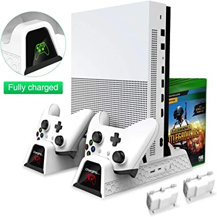 Amazon.com: OIVO - Soporte para ventilador de Xbox ONE/S/X ...