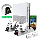 OIVO Vertical Cooling Stand Compatible with Xbox