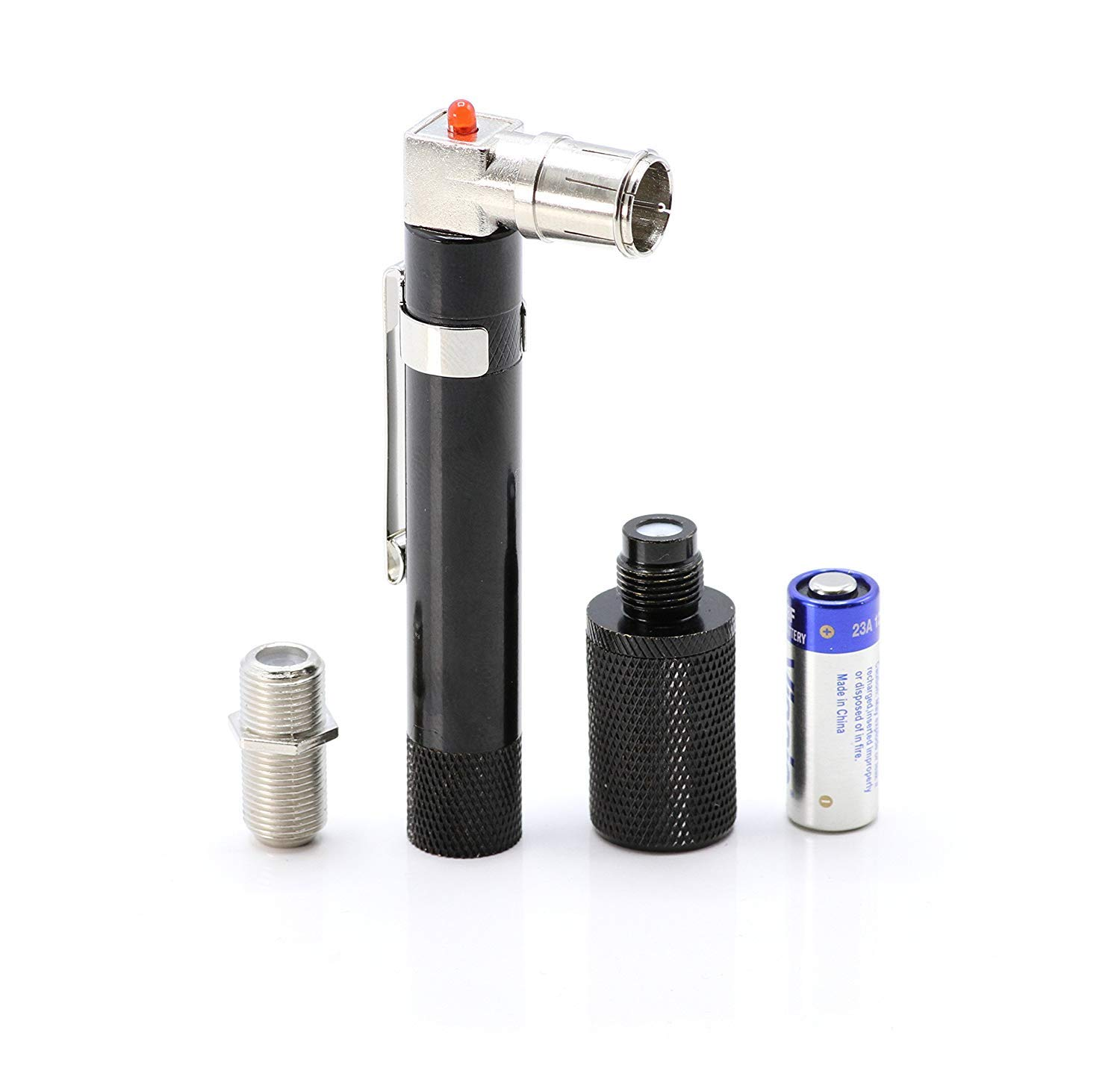 The Cimple Co Coaxial Coax Pocket Continuity Tester
