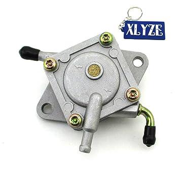 xlyze Bomba de combustible para John Deere 240 245 260 265 GT242 GT262 GT275 GX95 F510