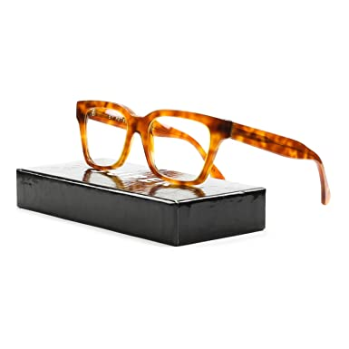 6bd975b107d Image Unavailable. Image not available for. Color  Super America 625  Eyeglasses Optical Light Havana by RETROSUPERFUTURE