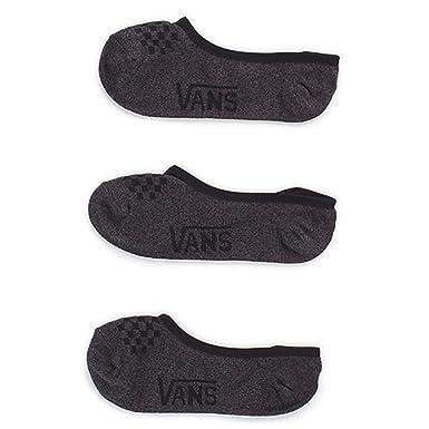 1ab65eb0ba Vans Super No Show Socks - Women s and Girls (Black Heather
