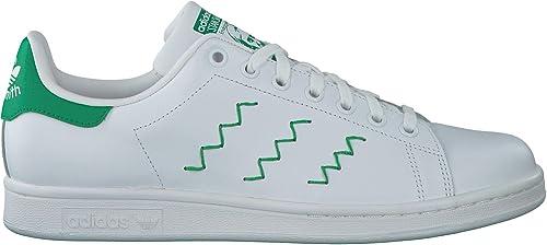 adidas W 'Zig Zag' Stan Smith White