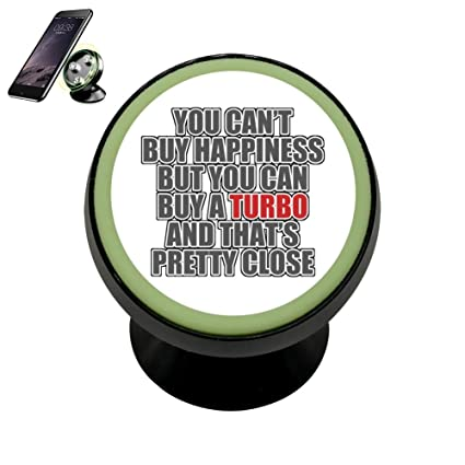 PG-Gai Happiness is Turbo Universal Magnetic Car Mount - Ultra-Compact 360 Rotation