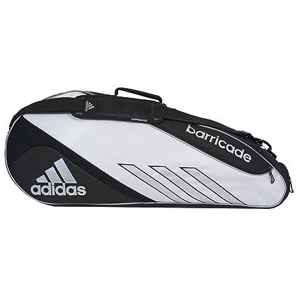 ac64056587a2 Amazon.com  adidas Barricade III Tour 3 Racquet Bag