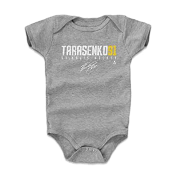 c8c9214ccc2 500 LEVEL Vladimir Tarasenko St. Louis Blues Baby Clothes, Onesie, Creeper,  Bodysuit
