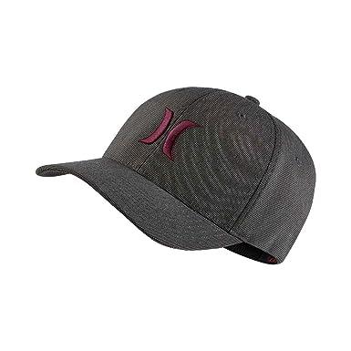 Hurley Black Suits Hat - Gym Red - S/M: Amazon.es: Ropa y accesorios