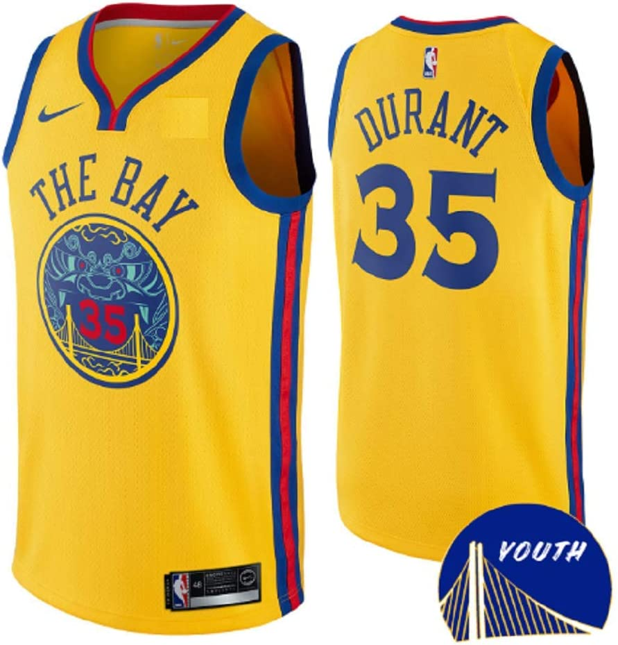 Nike Youth NBA Golden State Warriors #30 Stephen Curry - Camiseta ...