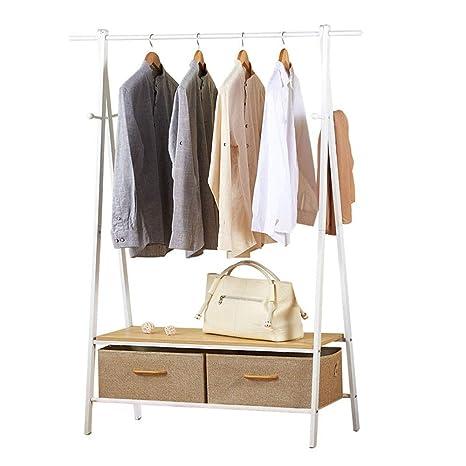 Amazon.com: JIAYING - Perchero para abrigos, soporte de ...