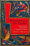 "David I. Shyovitz, ""A Remembrance of His Wonders: Nature and the Supernatural"" (U. Penn Press, 2017)"