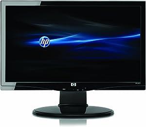 HP S2031 20-Inch Diagonal LCD Monitor - Black