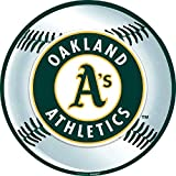 Sports and Tailgating MLB Party Oakland Athletics Cutout Decoration, Paper, 12""