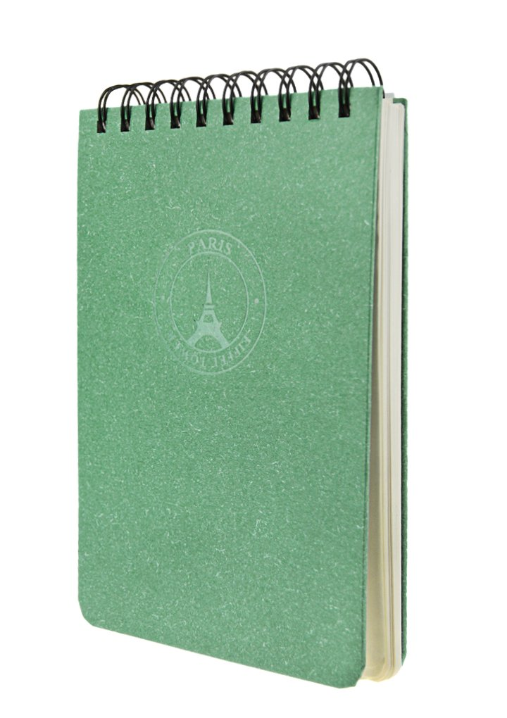 Top Spiral Personal Planner Organizer B5 Mini Memo Notepads Agenda Notebook Blank Sketchbook 130 Sheet by Bao Core (Image #1)