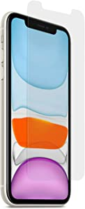 PureGear HD Clear Tempered Glass Screen Protector Compatible with Apple iPhone 11, w/Self Alignment Installation Tray, Touch Sensitive, Case Friendly, Lifetime Replacement Warranty