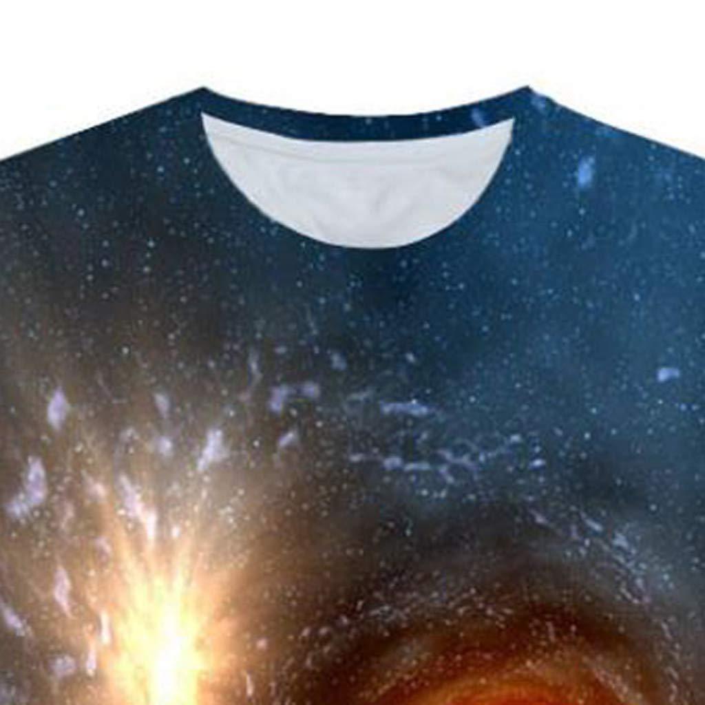 ¡Gran promoción!Camisas Hombre Rovinci Primavera Verano 3D Impreso Camisetas Manga Corta Tops Blusas para la Playa Fiestas Verano y Vacaciones: Amazon.es: ...