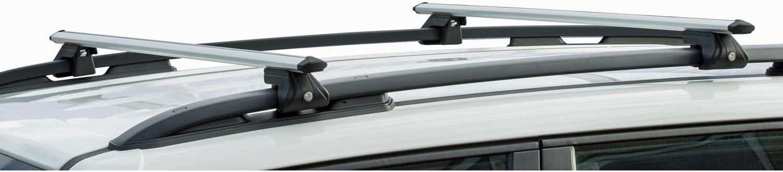 VDP Alu Relingtr/äger CRV120 kompatibel mit Hyundai i20 Active ab 15 abschliessbar