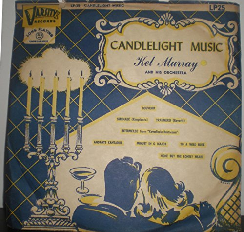 (LP, Kel Murray, Candlelight Music, Varsity Records LP25)