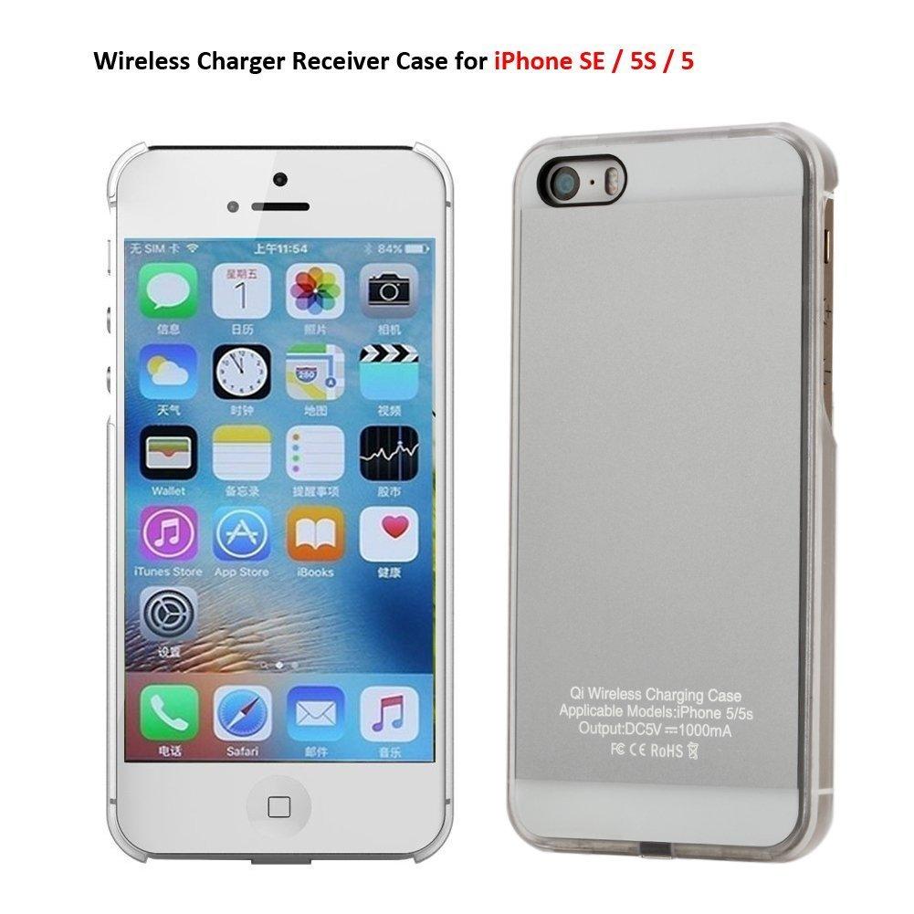 Amazon.com: Antye Qi - Cargador inalámbrico para iPhone 5 ...