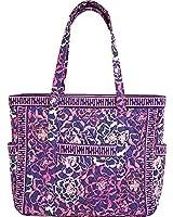 Vera Bradley Luggage Women's Get Carried Away Tote Katalina Pink Travel Tote