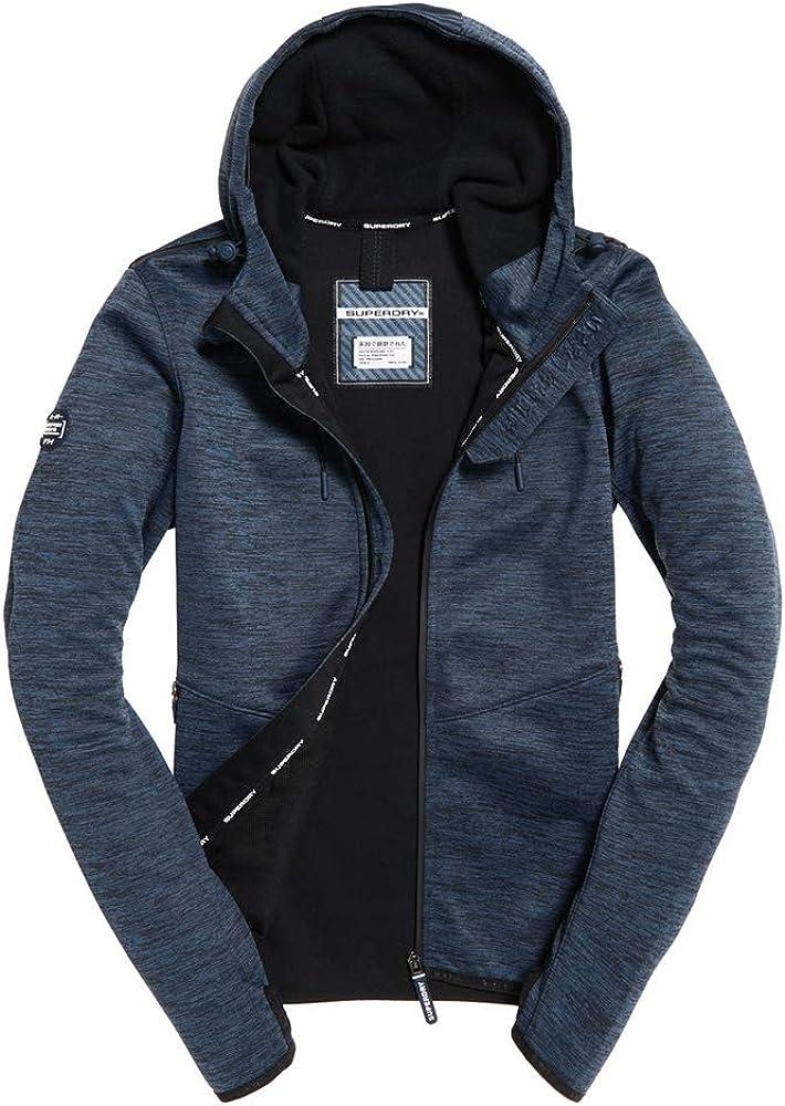 Superdry Prism Hooded Windtrekker Womens Windproof Jacket