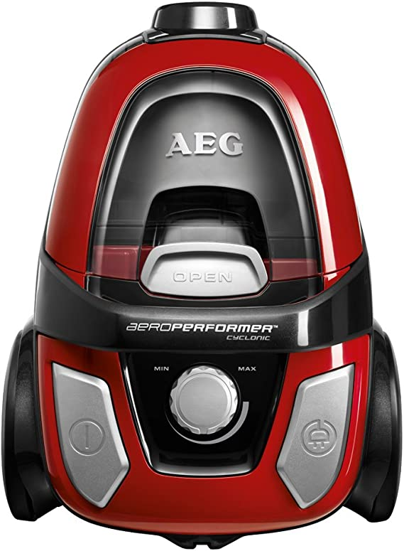 AEG AE9910EL AeroPerformer Cyclonic-Aspirador sin Bolsa con ...