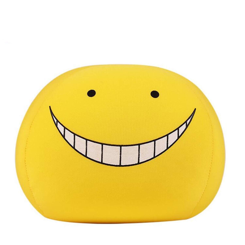 Amazon.com: JEWH Anime Kawaii Emoji Face – Almohada Ansatsu ...