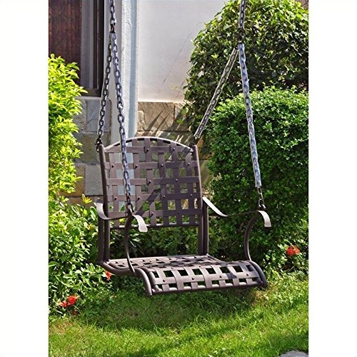 Santa Fe Nailhead Single Swing