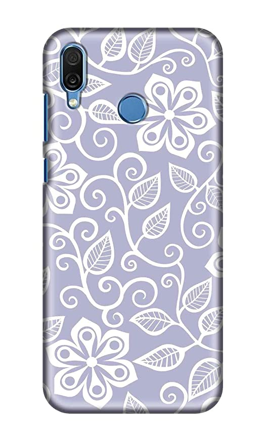 SWAG my CASE Printed Back Cover for Huawei Honor 8X-877