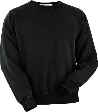 fcc23caec42e JustSweatshirts Unisex 100% Cotton Crewneck Sweatshirt at Amazon ...