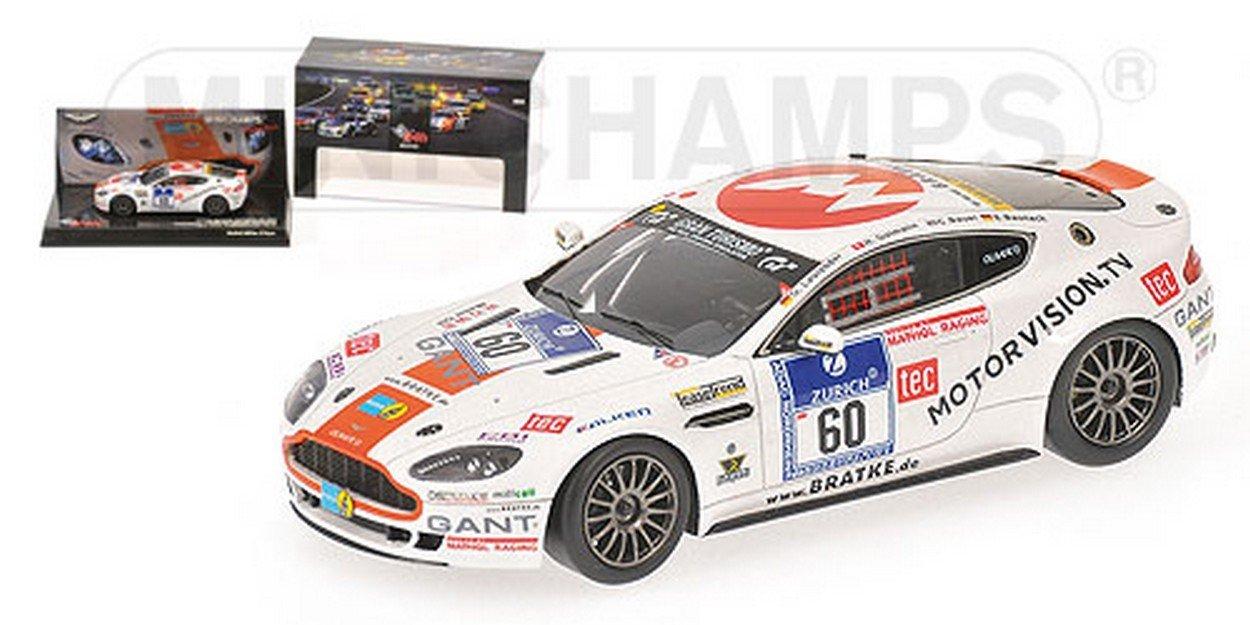 artículos de promoción NEWES MINICHAMPS PM437101360 Aston Martin Vantage N.60 Nurburgring 2010 2010 2010 1:43 Die Cast  entrega de rayos