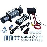 Treuil électrique Offroad Treuil 4x 4moteur Cordon à 12V 13000lbs 5900KG