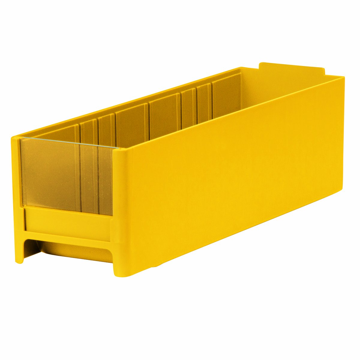 Akro-Mils 20715 Replacement Drawer for 19715 Steel Storage Cabinet, Yellow, Case of 30 by Akro-Mils (Image #1)